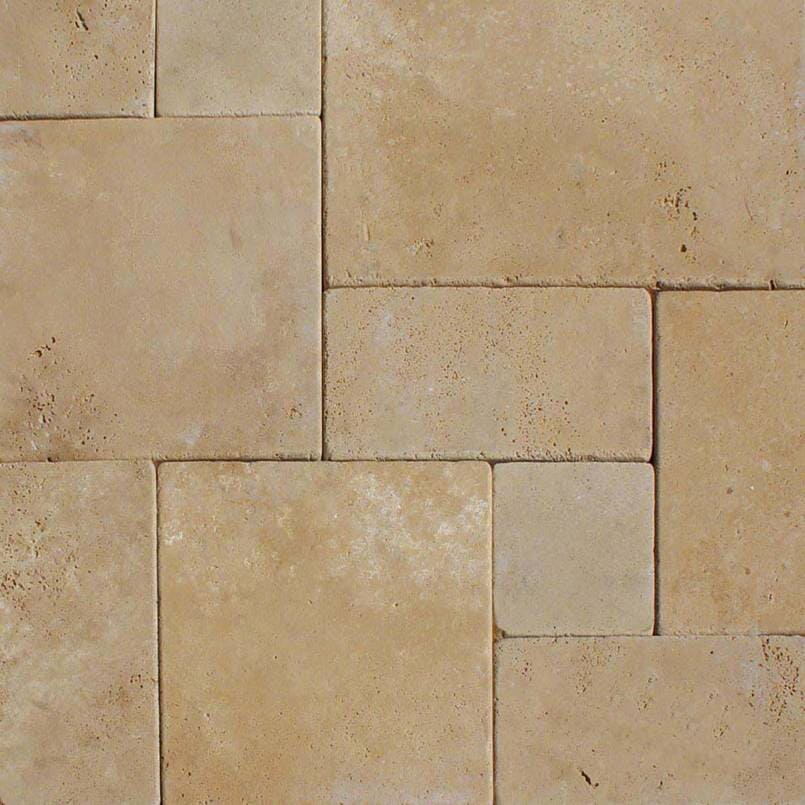 Travertine tile in Sacramento CA from Palm Tile & Stone Gallery