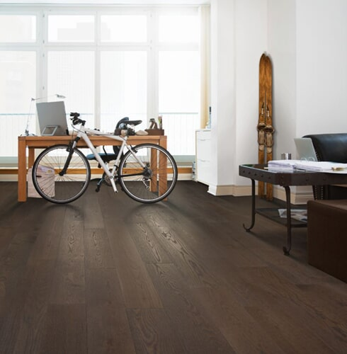 Modern hardwood flooring in Tucson AZ from Apollo Flooring