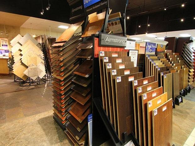 Wide variety of hardwood floors samples in Riverside CA from Fair Price Carpets