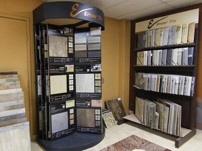 Emser Tile samples in Riverside CA from Fair Price Carpets