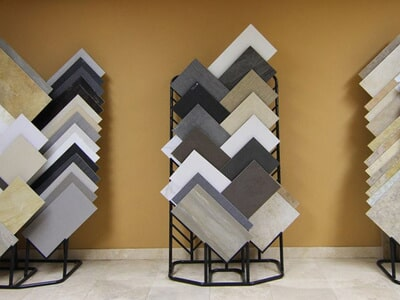 Variety of floor samples in Rancho Cucamonga CA from Fair Price Carpets