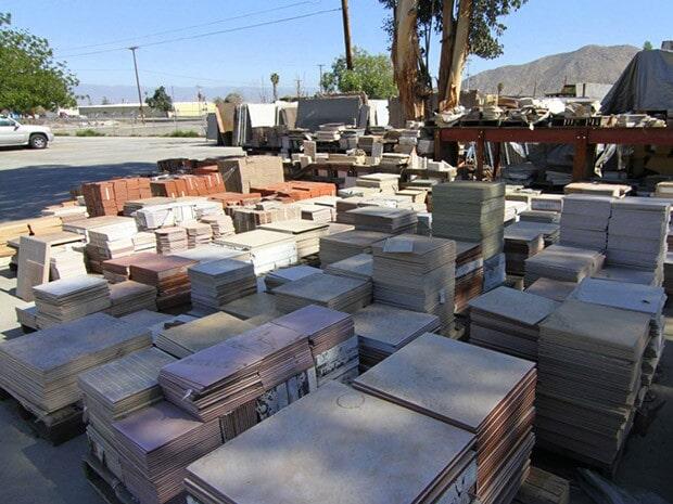 Tile samples in Riverside CA from Fair Price Carpets