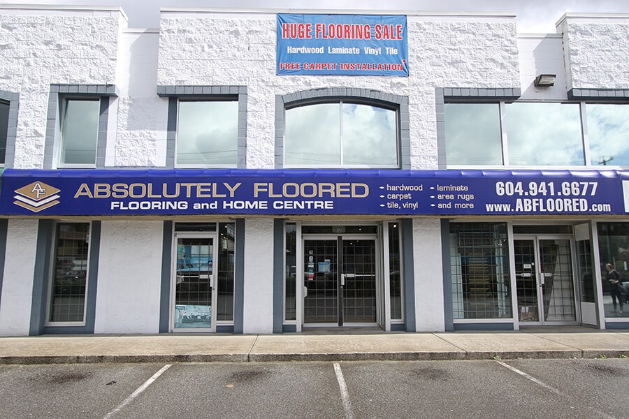 Flooring design professionals in the Port Coquitlam, BC area - Absolutely Floored