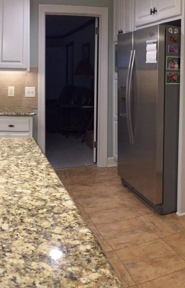 Luxury Kitchen Renovations in Wilson NC by Richie Ballance Flooring & Tile in