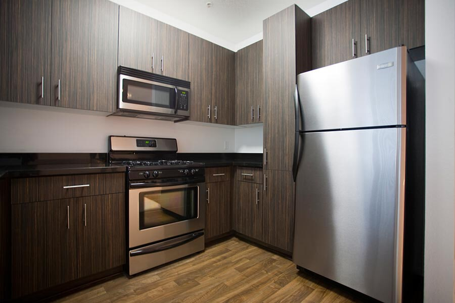 Apartment kitchen remodeling in Orange CA from Elci Cabinets & Floors