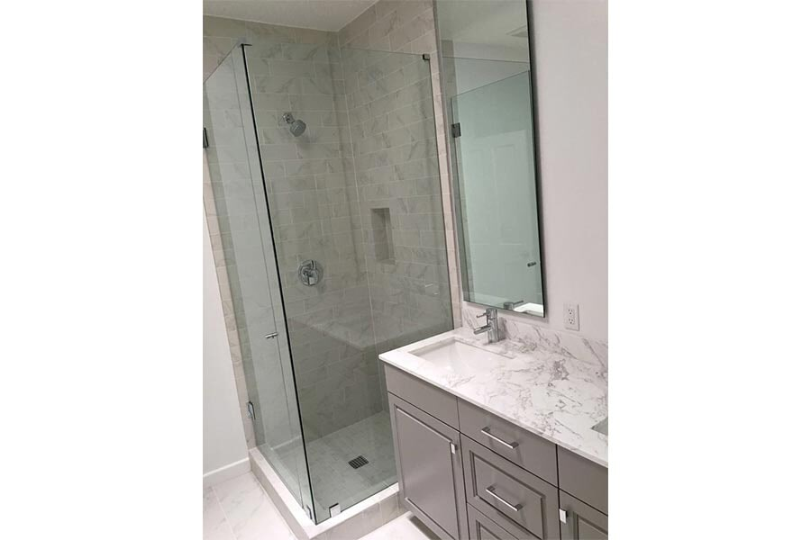 Apartment bathroom remodeling in Temecula CA from Elci Cabinets & Floors