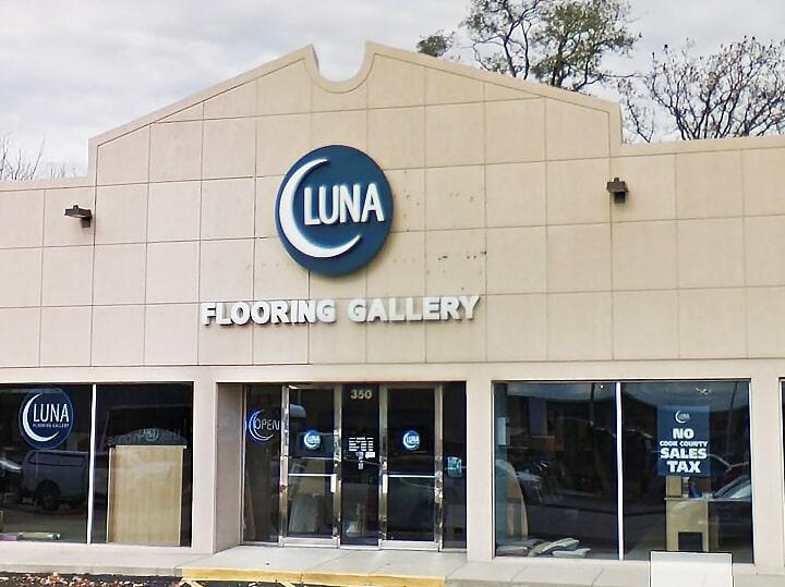 Luna Flooring Gallery in Deerfield IL