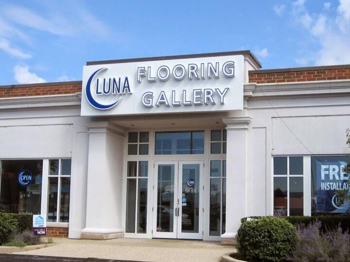 Luna Flooring Gallery in Schaumburg IL