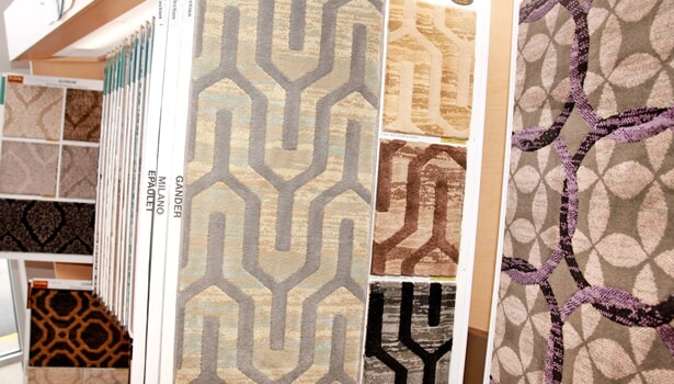 Carpet samples in Naperville IL from Luna Flooring Gallery