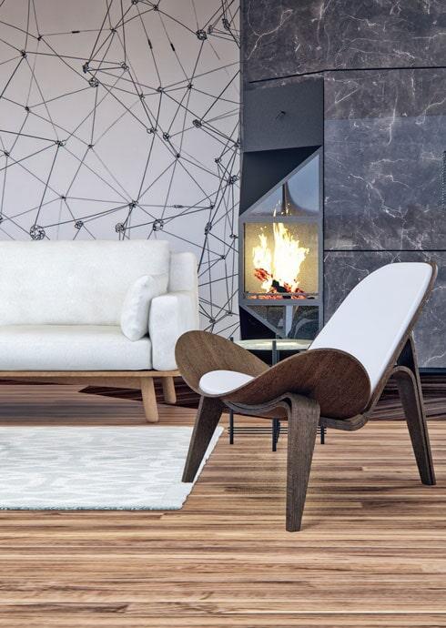 Modern laminate flooring in San Diego CA from Metro Flooring