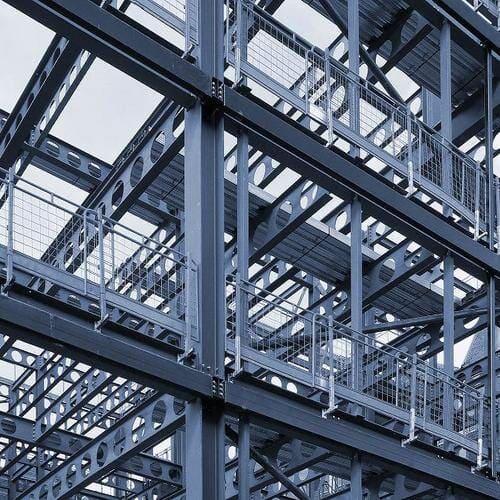 Estruturas de Ferro e Alumínio