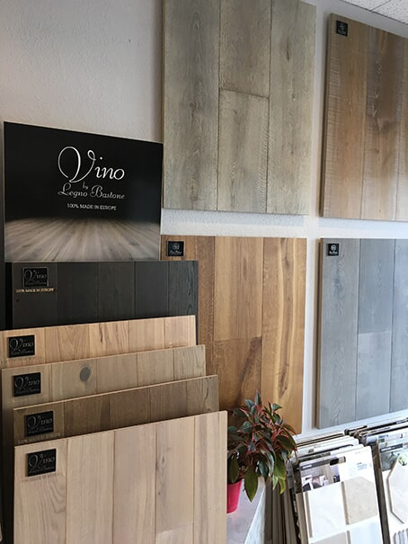 Floors and Walls of Distinction showroom in Casey Key, FL