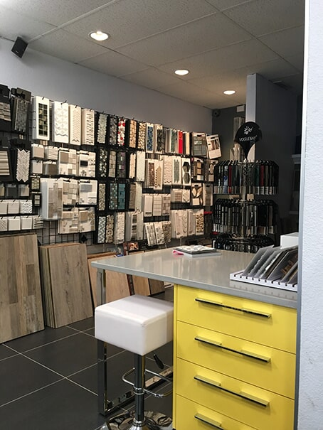 Floors and Walls of Distinction showroom in Venice, FL