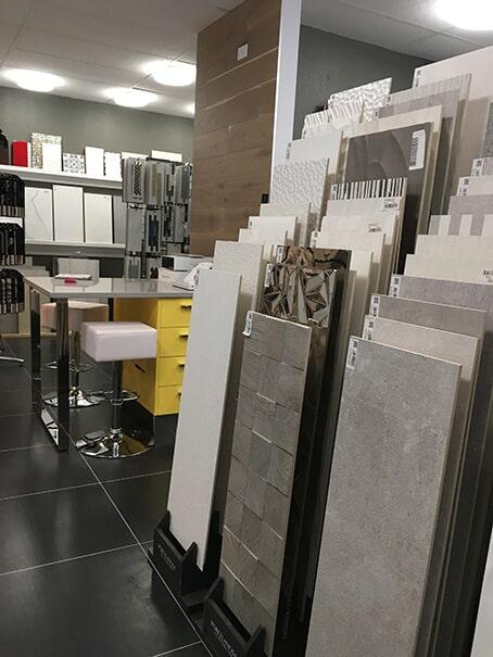 Floors and Walls of Distinction showroom 1