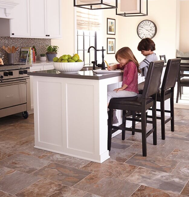 Family friendly tile in Las Vegas NV from Affordable Flooring & More