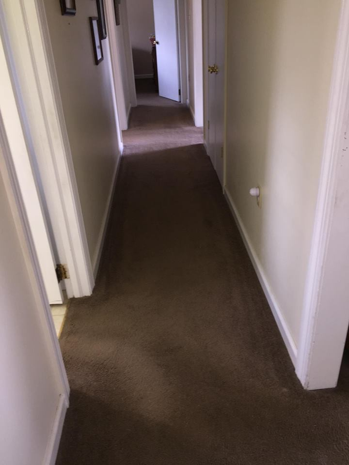 Luxury flooring before and after remodels in Wilson NC from Richie Balance Flooring