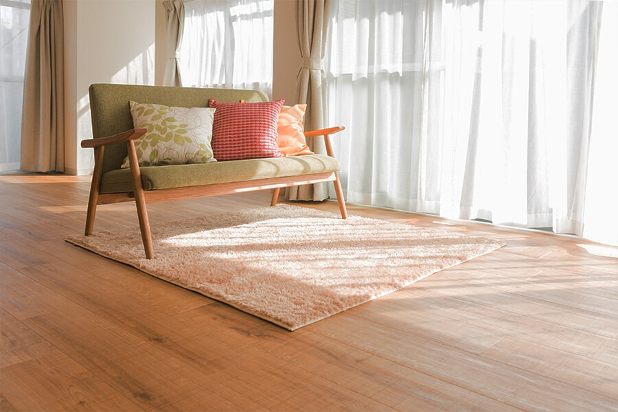 Your trusted Raleigh, NC area flooring contractors - Bell's Carpets & Floors