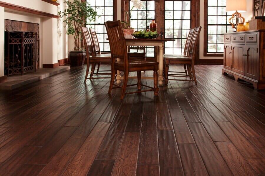 Luxury hardwood floors in Colorado Springs CO from Lighthouse Flooring