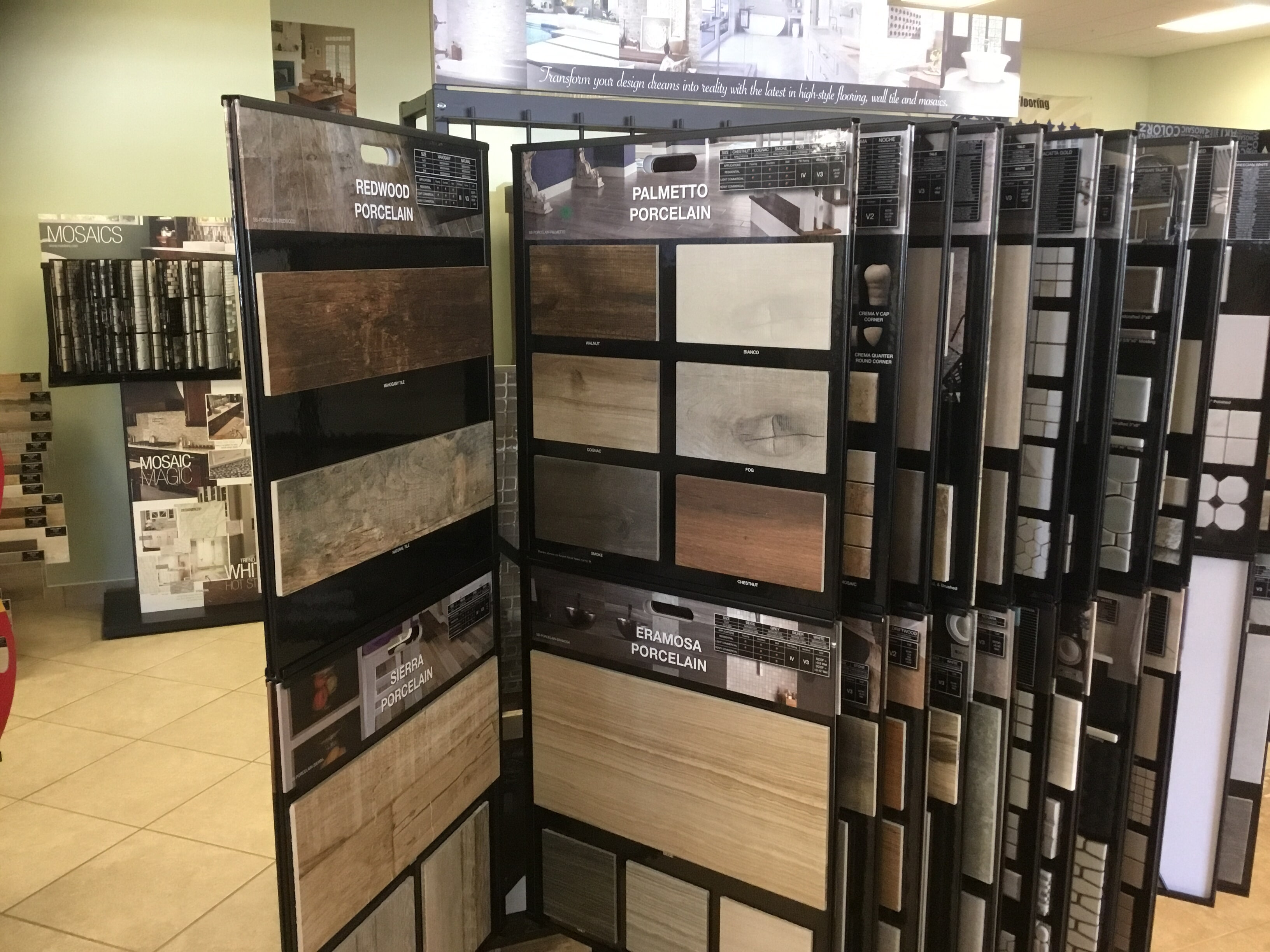 Luxury vinyl floor store in Sarasota FL - Manasota Flooring