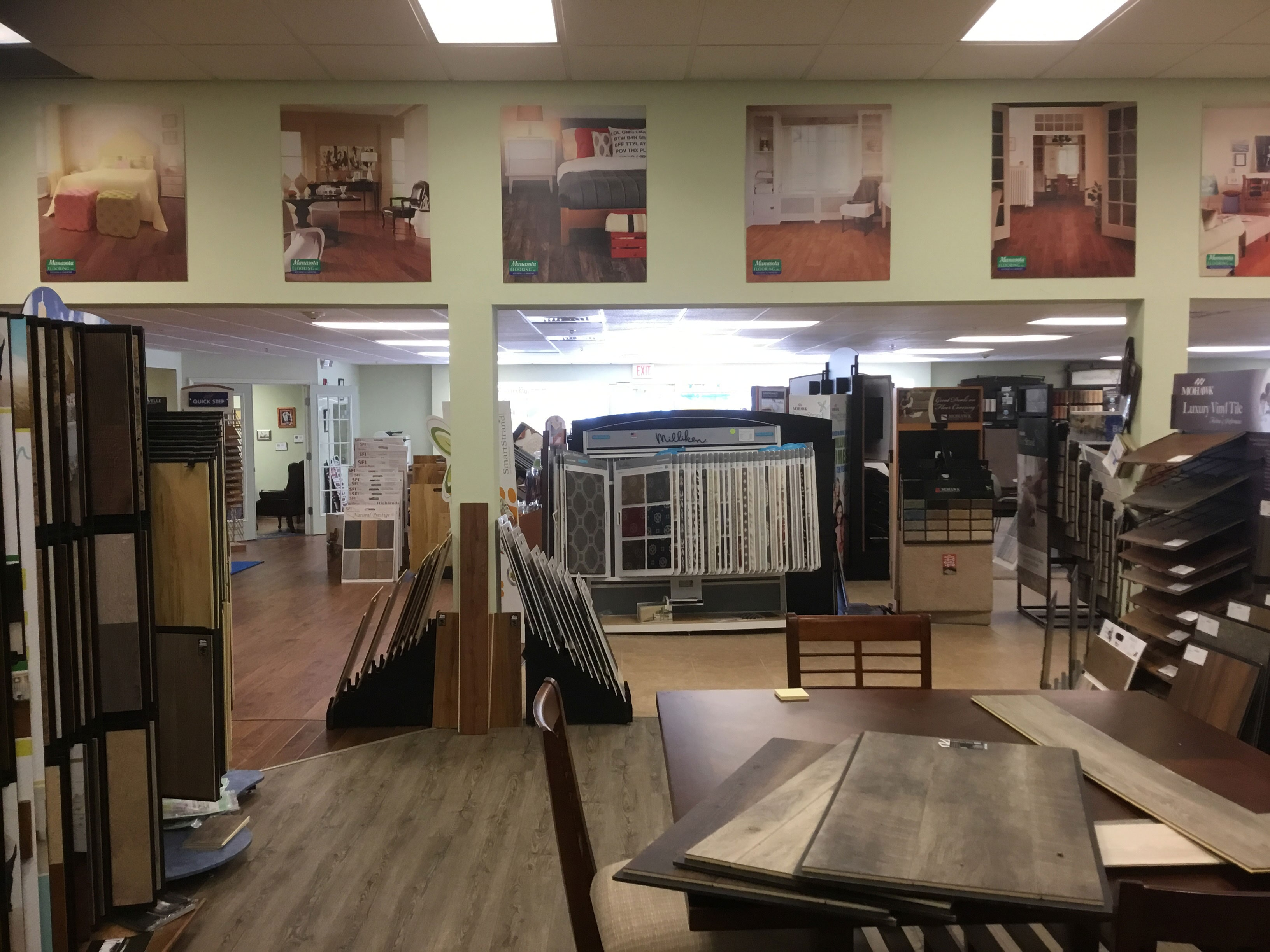 Hardwood floor store in Sarasota FL - Manasota Flooring