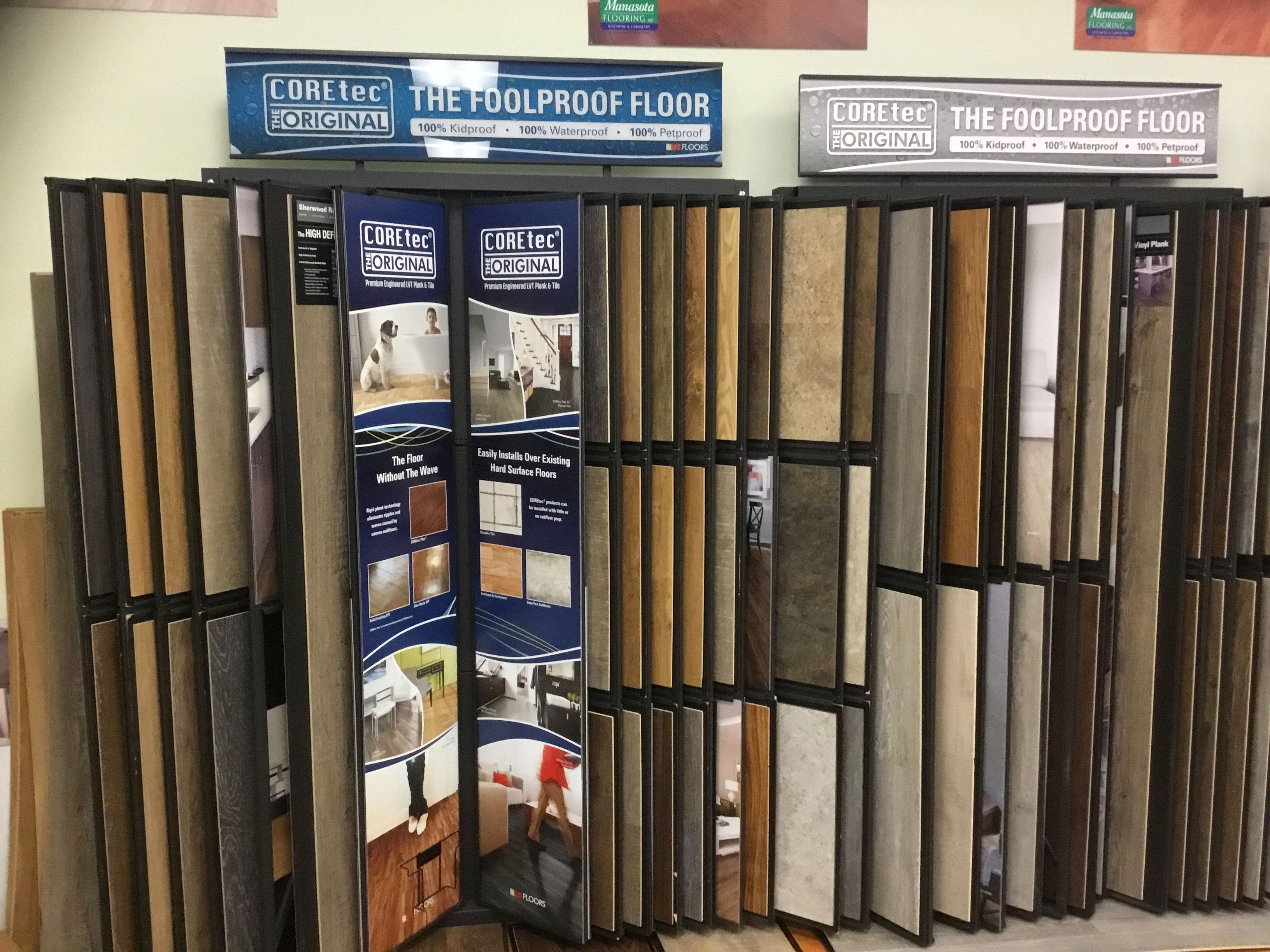 Floor store near North Port FL - Manasota Flooring