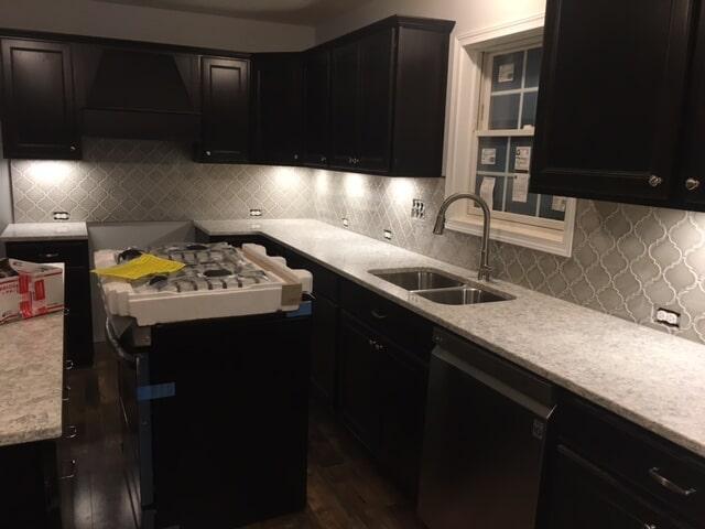 Kitchen tile in Akron OH from Barrington Carpet & Flooring Design