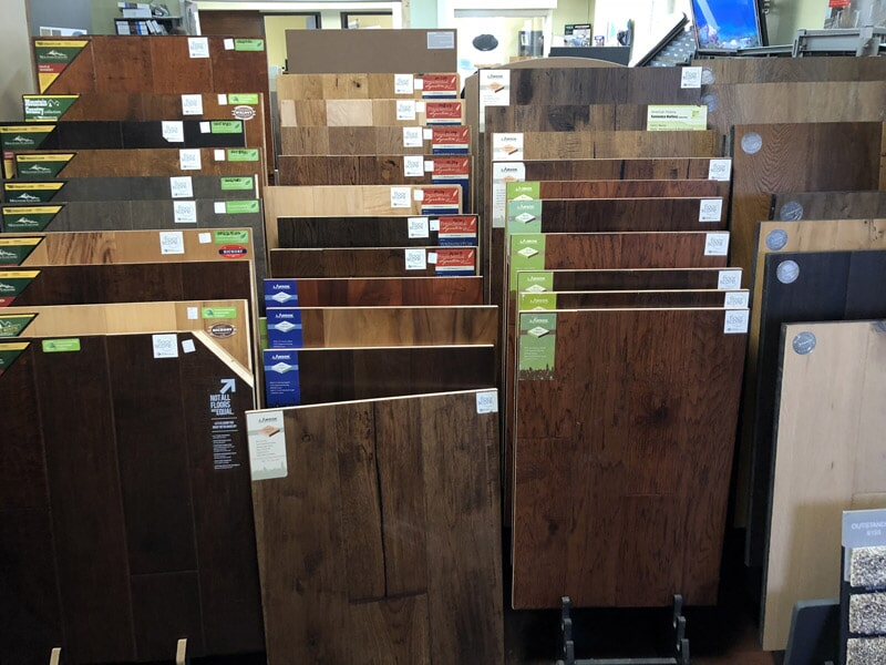 Our selection at Home Floors has everything for your Frisco, TX home