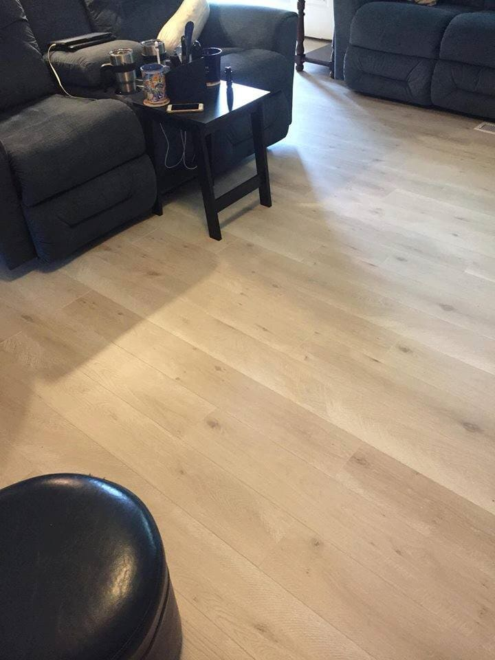 Luxury flooring remodels in Wilson NC from Richie Balance Flooring