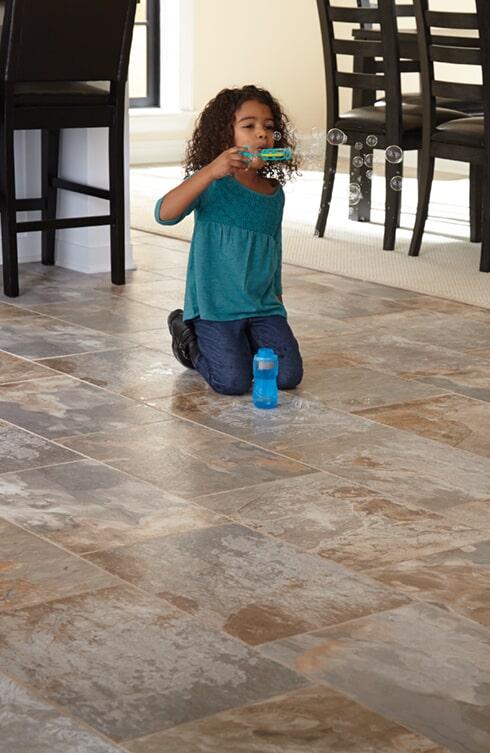Family friendly floors in Appleton & Oshkosh WI from Carpetland USA