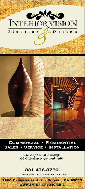 Interior Vision Flooring & Design in Soquel, CA