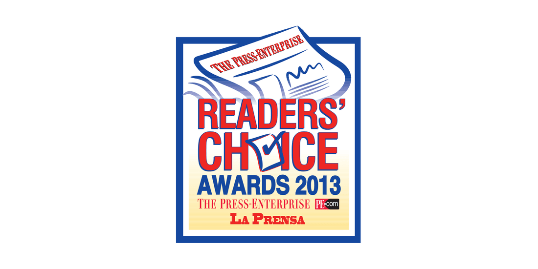 Fair Price Carpets in Riverside CA won Readers' Choice 2013