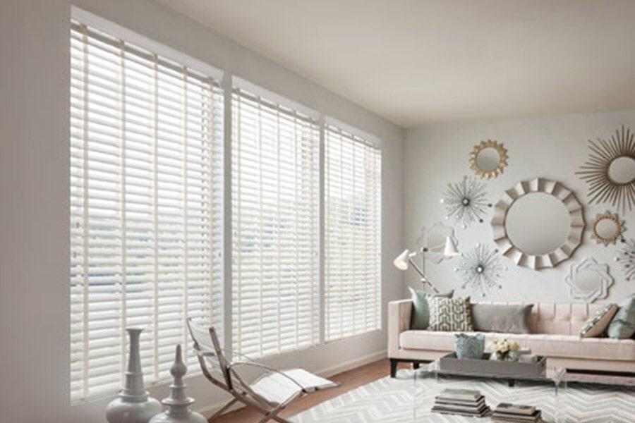 Custom Window Treatments in Riverside CA from Fair Price Carpets