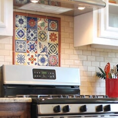 Talavera Tile in Orange Grove TX from Tukasa Creations Floor Store