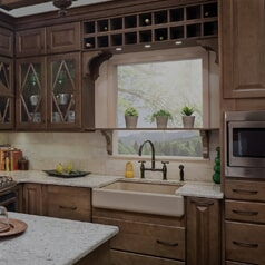 Kitchen & Bath Cabinets in Orange Grove TX from Tukasa Creations Floor Store