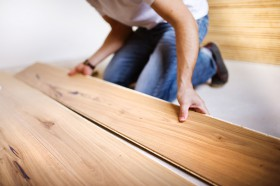 Flooring installation in Jacksonville FL by The Kitchen and Flooring Design Center