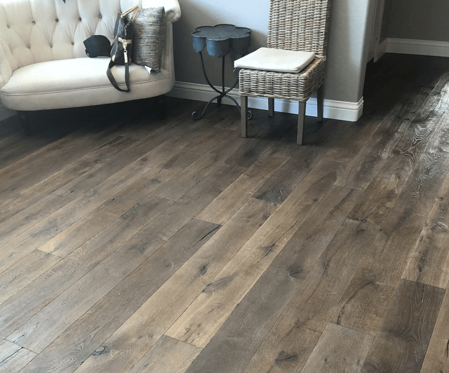 Provenza hardwood - Pompeii collection - European oak - Amiata oak - oil finish 2