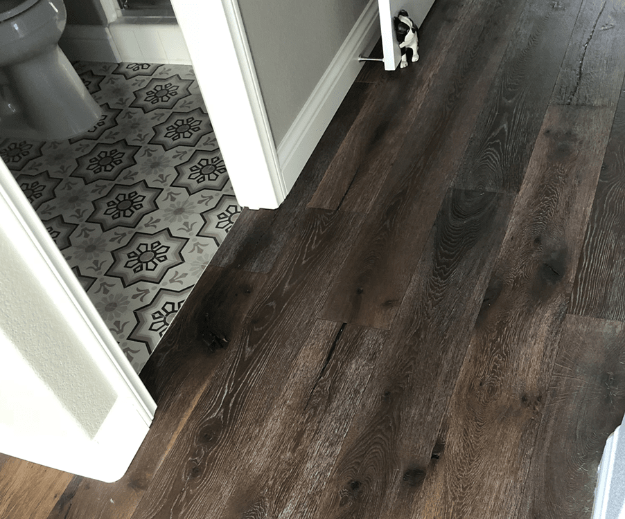 Provenza hardwood - Pompeii collection - European oak - Amiata oak - oil finish 3