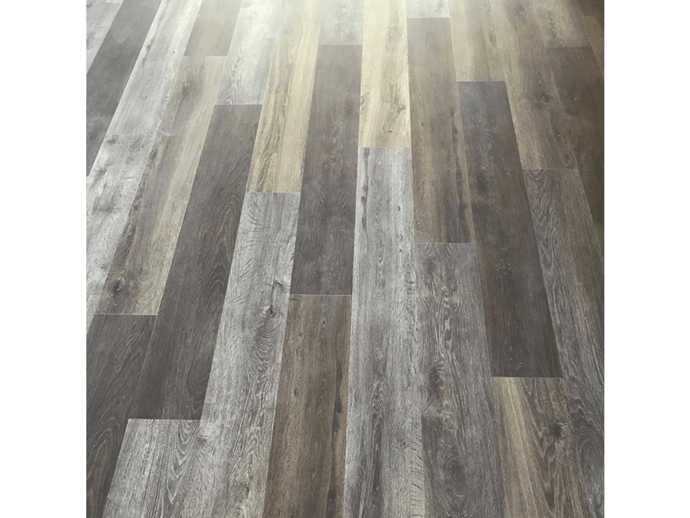 Mohawk luxury vinyl plank - vershire collection - wood shadow - waterproof flooring