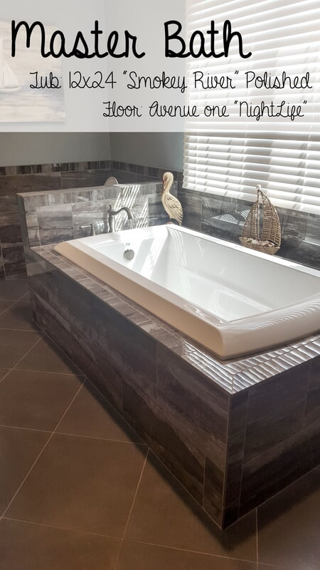 Master marble bath tub in Fredonia KY from Coal Field Flooring