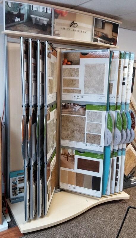Floor samples in Eddyville KY from Coal Field Flooring