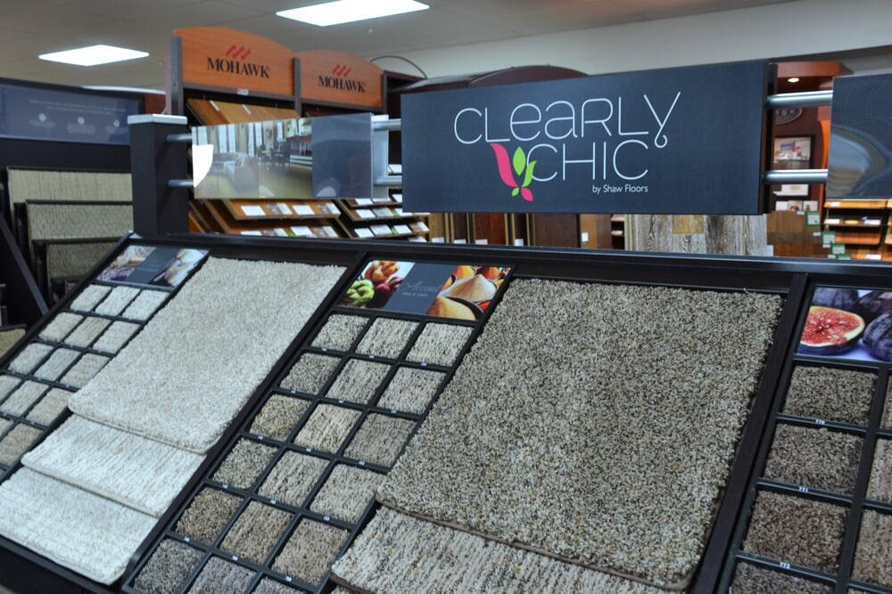 Carpet samples in Madisonville KY from Coal Field Flooring