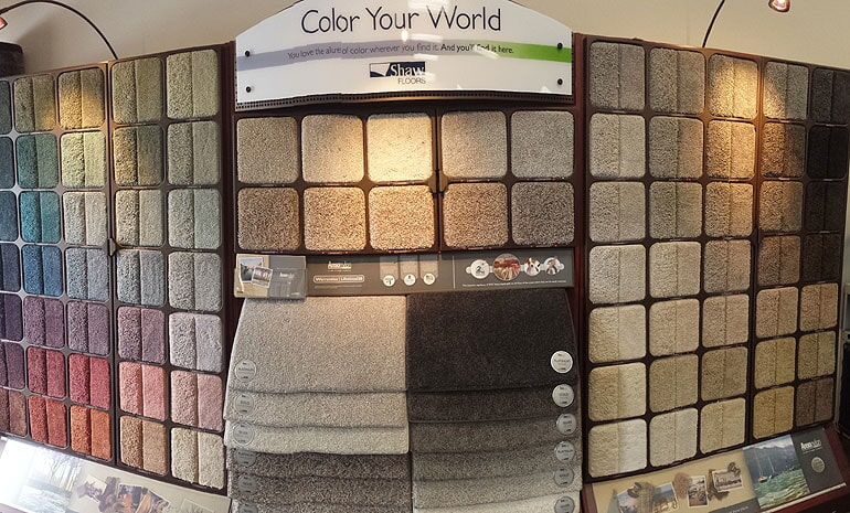 carpet samples in Princeton KY from Coal Field Flooring