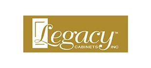 Legacy cabinets in Jacksonville FL from The Kitchen and Flooring Design Center