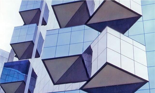 Haro Importadores Cía. Ltda. - Instalación de vidrio reflectivo