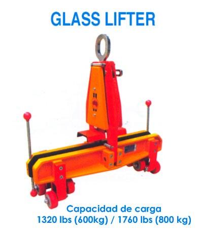 Haro Importadores Cía. Ltda. - Glass lifter 1