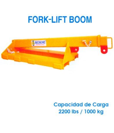 Haro Importadores Cía. Ltda. - Fork-Lift Boom