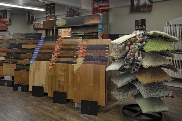 Hardwood floor samples in Palm Desert CA from Carpet Empire Plus