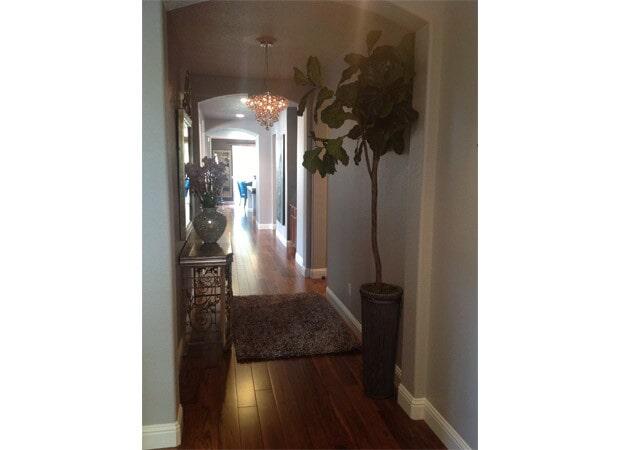 Modern hardwood floors in El Dorado Hills CA from Designing Dreams Flooring & Remodeling