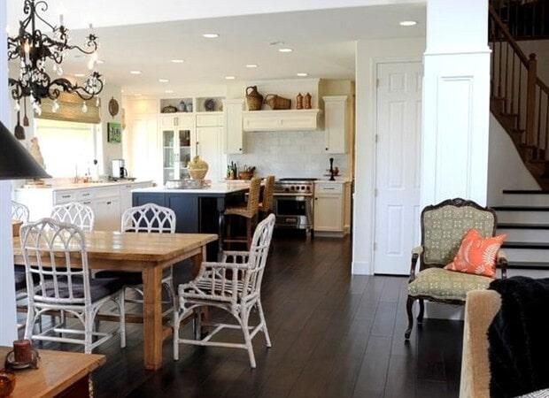 Custom hardwood floors in Folsom & Granite Bay CA from Designing Dreams Flooring & Remodeling