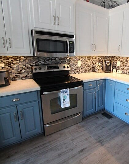 Kitchen renovations gallery in Bailey NC from Richie Ballance Flooring